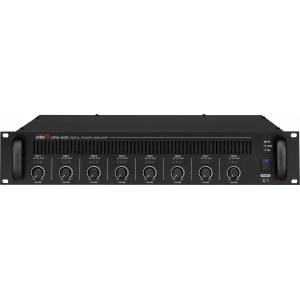 DPA-50E Восьмиканальный трансляционный цифровой усилитель мощности