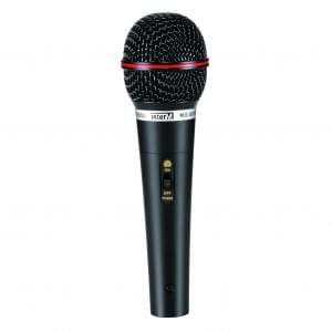 MD-510V динамический ручной микрофон для записи (суперкардиоидный)
