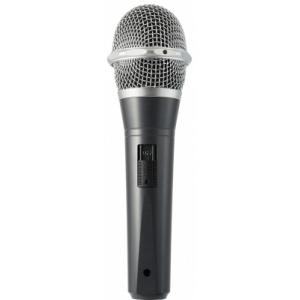 Микрофон CH-838 динамический, ультракардиоидный