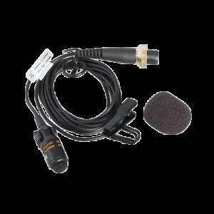 MU-53L петличный микрофон (электретный)