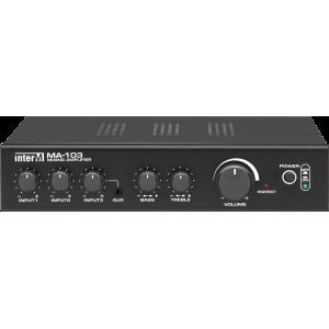 MA-103 цифровой микшер-усилитель