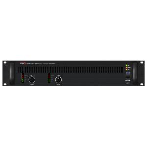 DPA-300D - цифровой двухканальный усилитель мощности