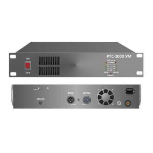РТС-2000 УМ 200 усилитель мощности 200Вт, 30/100В