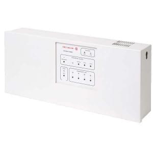 Октава-80Ц (100В) с мод. ГО и ЧС блок речевого оповещения, 80Вт, вых. напряжение 100В