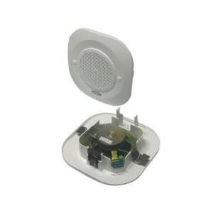 Блюз РОП-5ПП (пластик) 5Вт, 30В потолочный речевой оповещатель с контролем линии