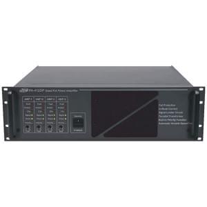 PA-412DP 4-х канальный усилитель, 4*120 Вт