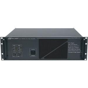 PA-248DP 2ух канальный усилитель 2*480Вт