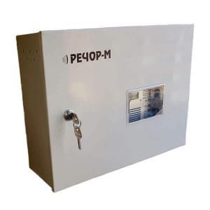 РЕЧОР-М БУМ-150/4 Дополнительный блок усилителя, 4-зоны оповещения, мощность 150Вт