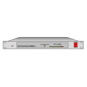 РТС-2000 OK/IP оконечный комплект, со встроенным приёмным IP модулем