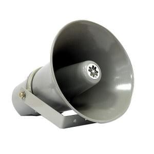Громкоговоритель рупорный МЕТА ГР-10.02 120/100/30В (10/5/2.5Вт)