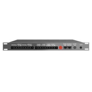 РТС-2000 ПВК/АО панель выходной коммутации с обратным контролем