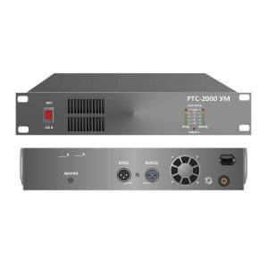 РТС-2000 УМ 600 усилитель мощности 600Вт, 30/100В
