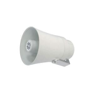 Громкоговоритель рупорный МЕТА ГР-10.03 (пластик) 100В (10/5/2.5Вт)