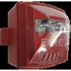 HSR оповещатель комбин. (свет +звук) 12В красный