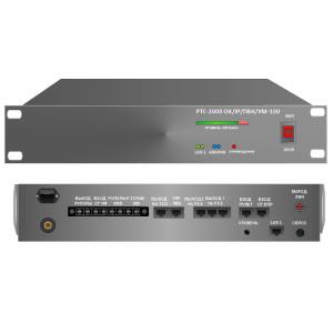 РТС-2000 ОК/IP/ПВК/УМ-100 Усилитель – коммутатор звуковых сигналов