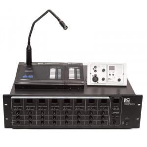 ITC ESCORT T-8000 трансляционная система оповещения